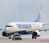Więcej Ryanair w Modlinie. Nowe połączenia i zwiększenie częstotliwości lotów!