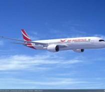 Air Mauritius zamawia sześć samolotów Airbus A350 XWB