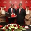 Emirates sponsorem portugalskiej drużyny piłkarskiej Benfica Lizbona