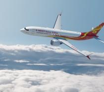 Boeing i Hainan Airlines informują o zobowiązaniu do zakupu 50 samolotów 737 MAX 8