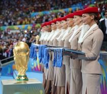 Emirates świętowały razem z Mistrzem Świata w Piłce Nożnej 2014