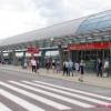 Na lotnisku w Modlinie wylądował samolot bez wysuniętego podwozia