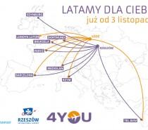 Rusza sprzedaż biletów w 4You Airlines!