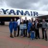 Milionowy pasażer Ryanair w Szczecinie