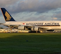 Airbus A380 Singapore Airlines będzie latał do Auckland
