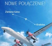 Ruszyła sprzedaż biletów Eurolot na trasie Kraków – Zielona Góra!