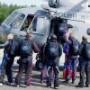 Zgrupowanie spadochronowe w BLMW