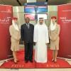 Emirates witają Abudżę w swojej siatce