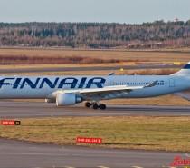 Lot Finnaira do Nowego Jorku na paliwie z przetworzonych olejów spożywczych