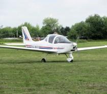 Wypadek samolotu Tecnam P2002 Sierra w Piotrkowie Trybunalskim