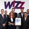 Wizz Air przewiózł 15 milionów pasażerów w ciągu 12 miesięcy