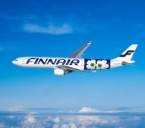 Airbus A330 Finnair w nowych jubileuszowych barwach Marimekko