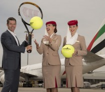 Wielkoszlemowy triumf Emirates i Australian Open