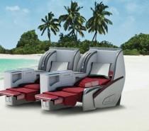 """Promocja Qatar Airways """"Dwa bilety Klasy Biznes w cenie jednego"""" na loty Najlepszą Klasą Biznes na Świecie"""