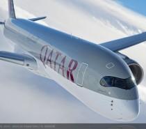 Airbus dostarcza pierwszy samolot A350 XWB liniom Qatar Airways