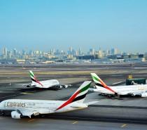 Potrójne otwarcie Emirates z A380 w roli głównej