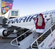 Święty Mikołaj z Laponii przyjeżdża do Polski