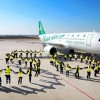 Linie lotnicze Spring Airlines odebrały 50 samolot Airbus A320