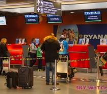 59% wzrost liczby pasażerów w maju na lotnisku w Modlinie