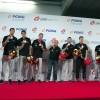 Brązowi medaliści Mistrzostw Świata w Piłce Ręcznej powitani na Lotnisku Chopina