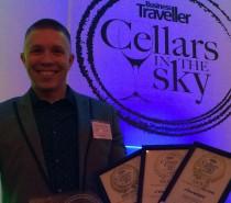 Finnair zdobywa złoto, srebro i brąz w konkursie winiarskim Cellars in the Sky 2014