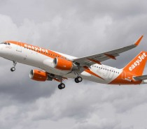 easyJet odebrał 250. samolot Airbusa