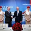 Linie Emirates wprowadzą A380 na trasie do Kopenhagi