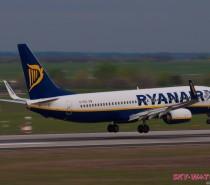 Ryanair oferuje 100 tysięcy biletów od 43 zł