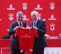 Linie Emirates zwiększają zaangażowanie w Portugalii i podpisują umowę sponsorską z Benficą