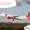 Czech Airlines wchodzi do Łodzi i Rzeszowa! Praga i Edynburg nowymi kierunkami.