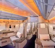 Nowy Airbus A350 XWB Finnaira nagrodzony za wystrój kabiny