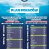 Aerofestival Poznań 2015 – harmonogram pokazów