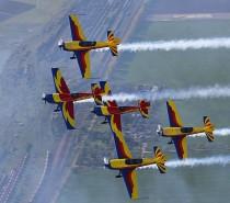 Hawks of Romania gwiazdą VII edycji Nowotarskiego Pikniku Lotniczego