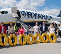 40 milionów pasażerów Ryanair w Polsce!
