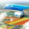 KLM najbardziej punktualną linią lotniczą świata i najbezpieczniejszą w Europie