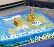 LOT świętuje 50 lat rejsów na trasie Warszawa-Frankfurt