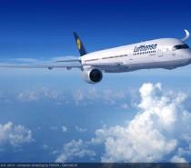 Świetna wiadomość od Lufthansy. 10 Airbusów A350 od stycznia we flocie.