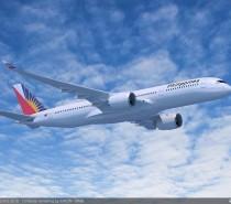 Philippine Airlines wybrały model A350 XWB dla swojej przyszłej floty dalekodystansowej
