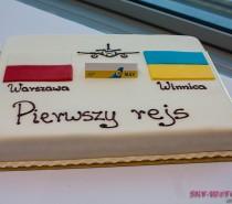 Inauguracja połączenia Warszawa-Winnica