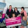 Wizz Air świętuje przewiezienie 45 milionów pasażerów w Polsce