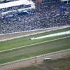 Australijczyk Matt Hall odnosi kluczowe zwycięstwo w podniebnym wyścigu Red Bull Air Race w Ascot