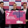 Wizz Air rozwija się w Warszawie. Aż 7 nowych połączeń z Lotniska Chopina!