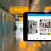 Nowa bezpłatna usługa dla pasażerów KLM – gazety i magazyny w telefonie