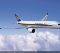 Nowe połączenie Singapur-Moskwa-Sztokholm obsługiwane przez Singapore Airlines