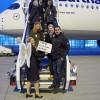 Pierwszy Airbus A350-900 Lufthansy wylądował w Monachium