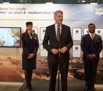 Lufthansa i Austrian Airlines wprowadzają Internet również na trasach krótkiego i średniego zasięgu