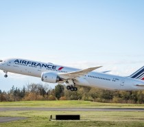 Nowy Dreamliner w barwach Air France wyruszył dziś do pracy
