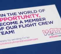 Wizz Air rekrutuje absolwentów Szkoły Orląt