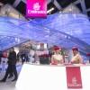 Emirates z trzypoziomowym stoiskiem Emirates Infinite Possibilities na tegorocznych targach ITB w Berlinie