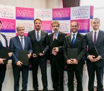Wizz Air partnerem pięciu prestiżowych uczelni